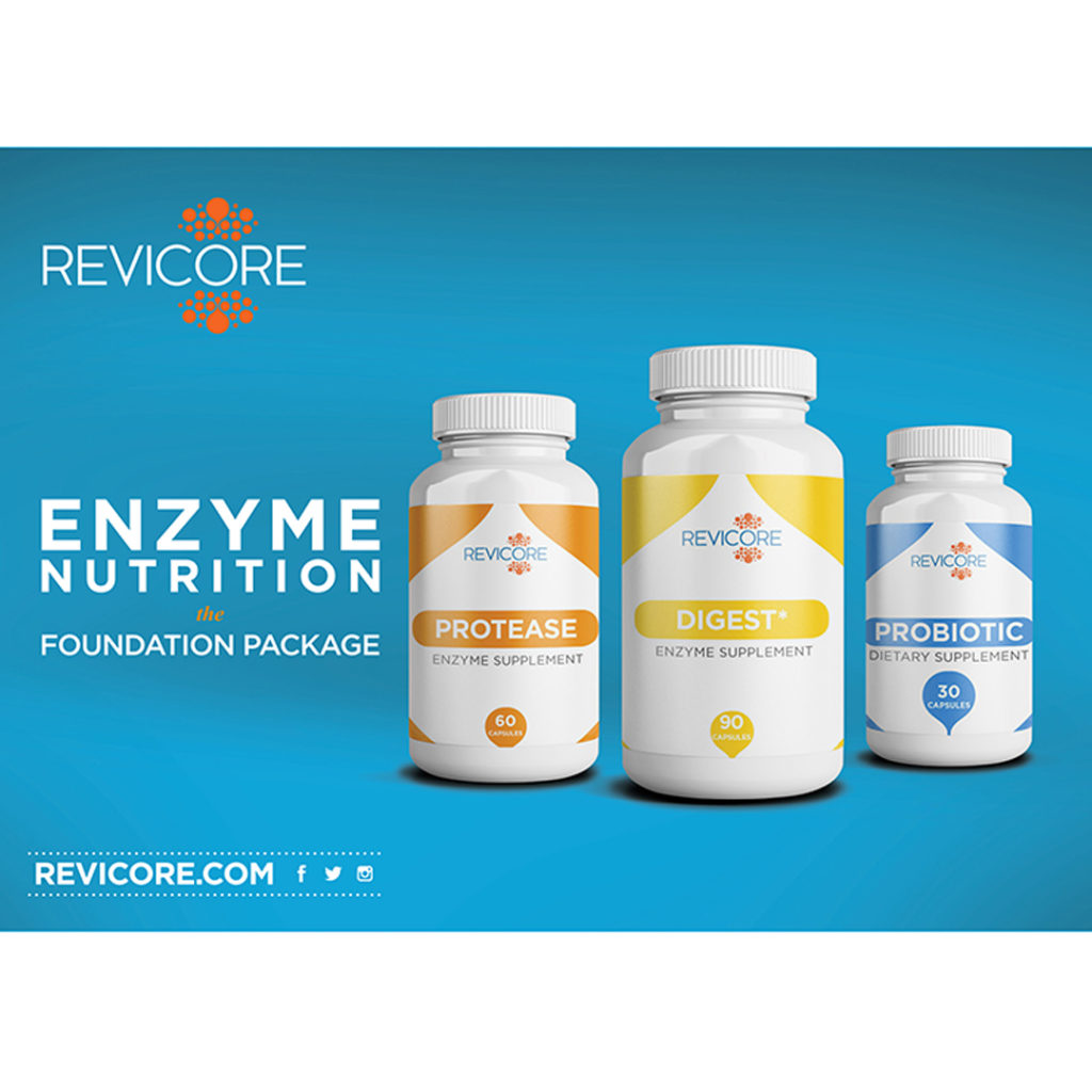 Revicore Foundation Kit for Muscle growth and healthy body